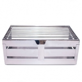 Crate Stainless Display Grill 21.5x14