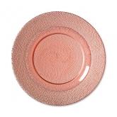 Textured Glass Pink 8