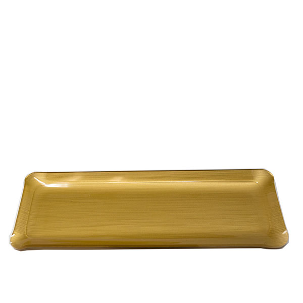 Vogue Tray Gold 14.5